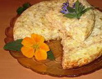 Запеканка - пица из кабачков